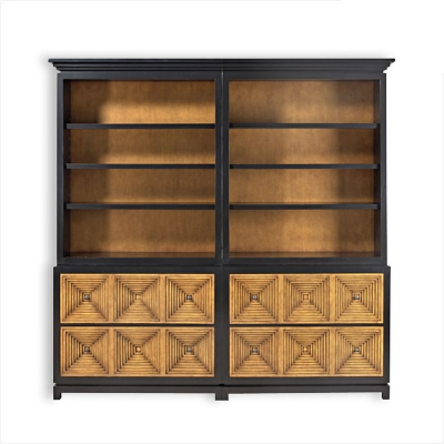Old Biscayne Designs William Wall Unit Bookcase
