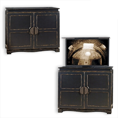Old Biscayne Designs John Kobe Chest with TV Lift