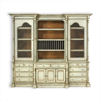 Old Biscayne Designs Fitzgerald Wall Unit China Display