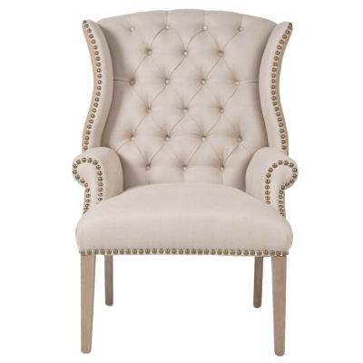 Essentials For Living Quinn Tufted Arm Chair