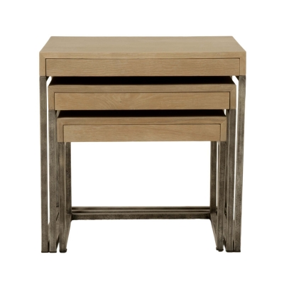 Essentials For Living Sully Nesting Accent Tables