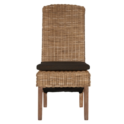 Orient Express 6806 New Wicker April Dining Chairs