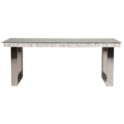 Orient Express Native Console Table