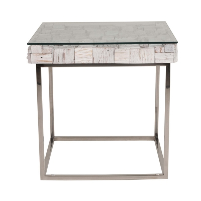 Orient Express Native End Table