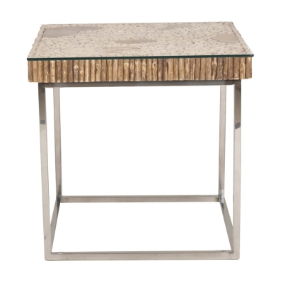 Orient Express Twig End Table
