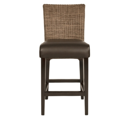 Orient Express 6836 New Wicker Vera Barstool Discount