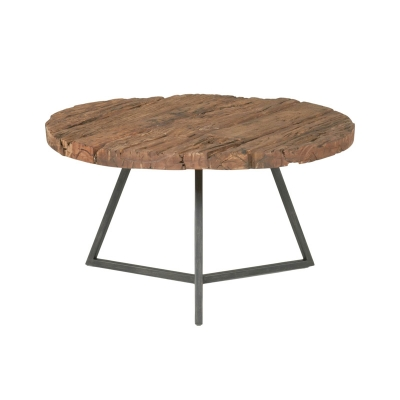 Orient Express Timber Large Round Coffee Table