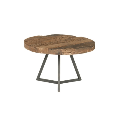 Orient Express Timber Small Round Coffee Table
