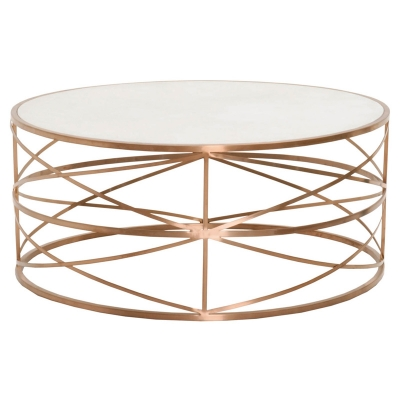 Orient Express Melrose Round Coffee Table