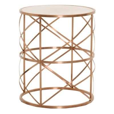 Orient Express Melrose Round End Table