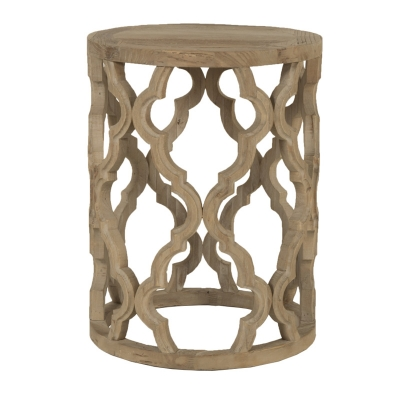 Orient Express Clover End Table