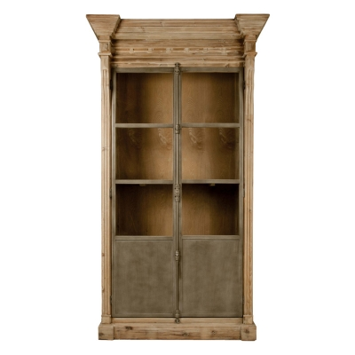 Essentials For Living Grecian Display Cabinet