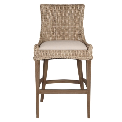 Orient Express 6814bs New Wicker Greco Barstool Discount