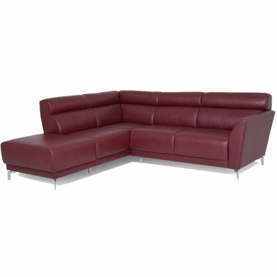 Palliser Leather Sectional