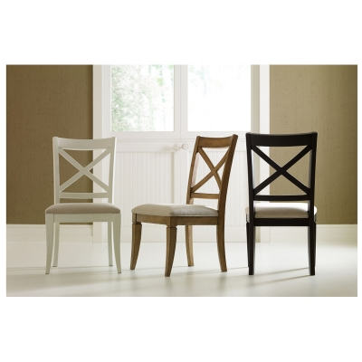 Rachael Ray Home X Back Side Chair Peppercorn