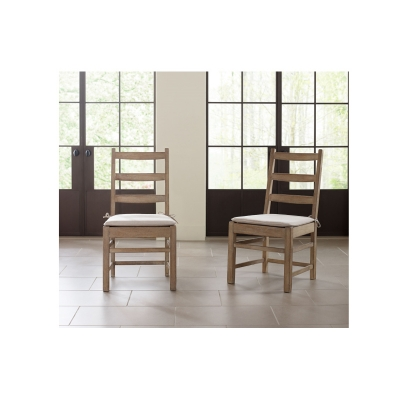 Rachael Ray Home Ladder Back Side Chair