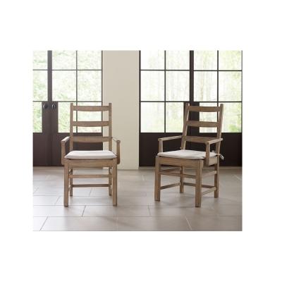 Rachael Ray Home Ladder Back Arm Chair