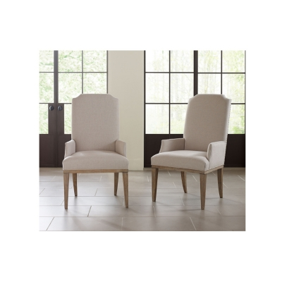 Rachael Ray Home Upholstered Host Arm Chair