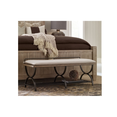 Rachael Ray Home Bed Bench Luggage Rack