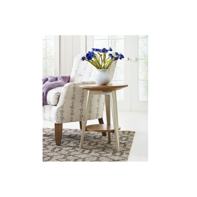 Rachael Ray Home Round End Table