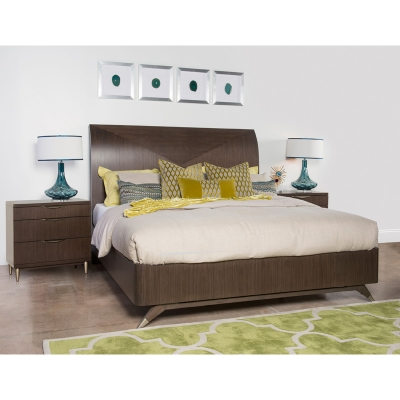Rachael Ray Home Panel Bed