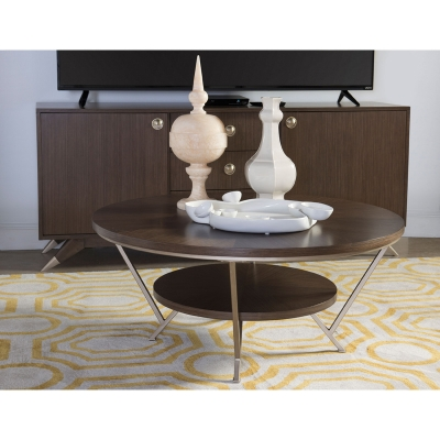 Rachael Ray Home Round Cocktail Table