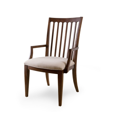 Rachael Ray Home Slat Back Arm Chair