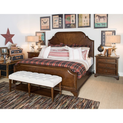 Rachael Ray Home Panel Bed Complete