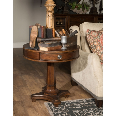 Rachael Ray Home Round Lamp Table