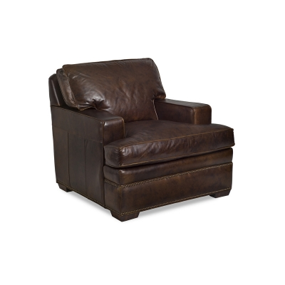 Randall Allan 1119 Sawyer Chair And Ottoman Discount Furniture At Hickory Park Furniture Galleries