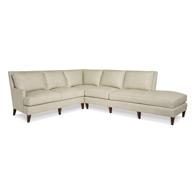 Randall Allan 2041laf Rsf Khloe Sectional Discount Furniture At Hickory Park Furniture Galleries