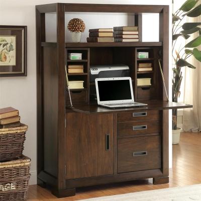 Riverside 75833 Riata Computer Armoire Discount Furniture