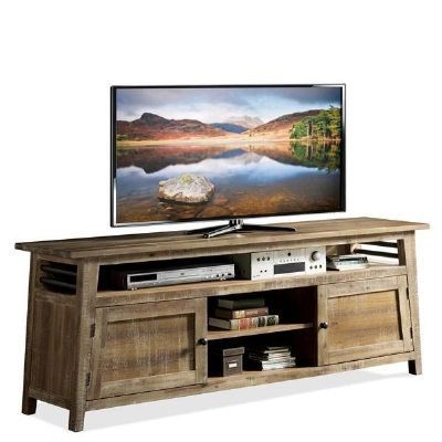 Riverside 76 Inch TV Console