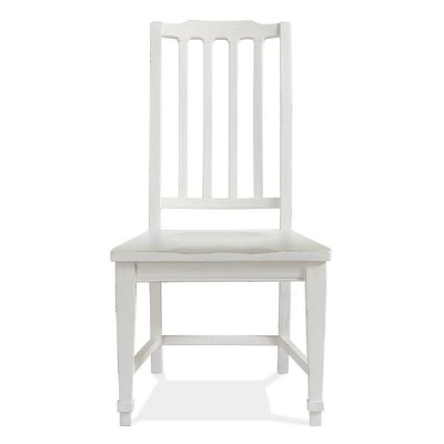 Riverside Slat Back Side Chair