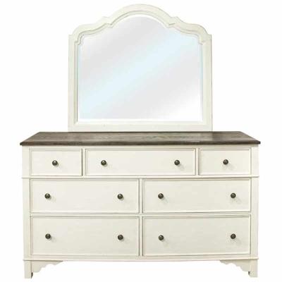 Riverside Seven Drawer Dresser