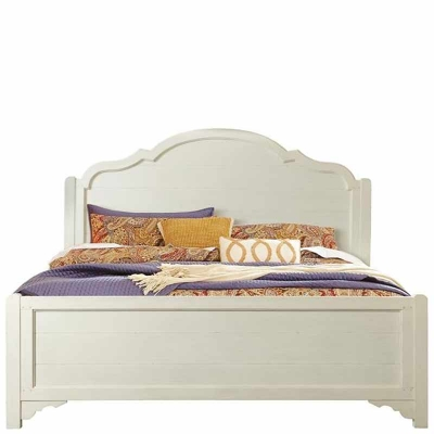 Riverside King Panel Bed