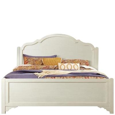 Riverside Queen Panel Bed