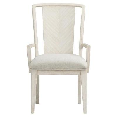 Riverside Upholstered Splat Back Arm Chair
