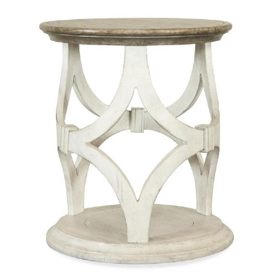 Riverside Round Side Table