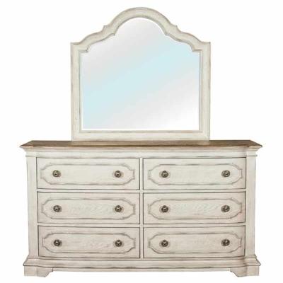 Riverside Six Drawer Dresser