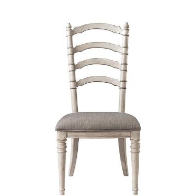 Riverside Upholstered Ladderback Side Chair