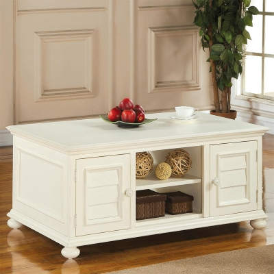 Riverside Cabinet Coffee Table