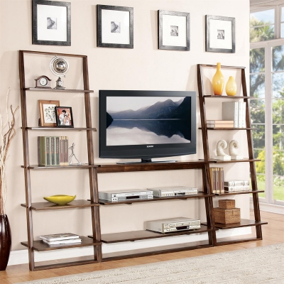 Riverside Leaning TV Stand