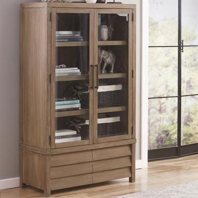 Riverside Cabinet Bookcase