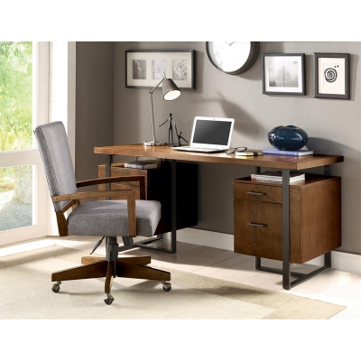 Riverside Double Pedestal Desk