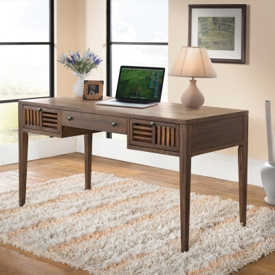 Riverside Parquet Writing Desk