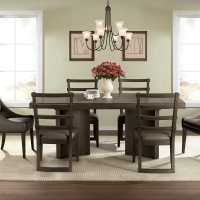 Riverside Pedestal Dining Table