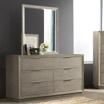 Riverside Six Drawer Dresser