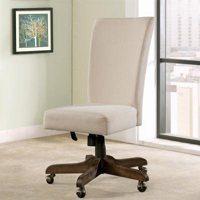 Riverside Upholstered Back Desk Chair