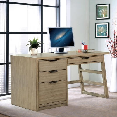 Riverside Single Pedestal Desk